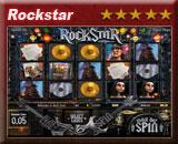 Rockstar de meest spectaculaire gokkast ter wereld