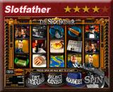 Slotfather een videogokkast over de mafia, naar de godfather!