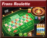 Frans Roulette een van de tafelspelen van Casino Euro