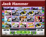Jackhammer comic videoslotmachine