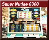 Super Nugde 6000 is een exclusieve casino euro gokkast