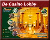 de online casino lobby van oranje casino