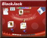 BlackJack, razendpopulair en gemakkelijk te leren spelen.