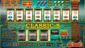 Classic 8 Fruitautomaat